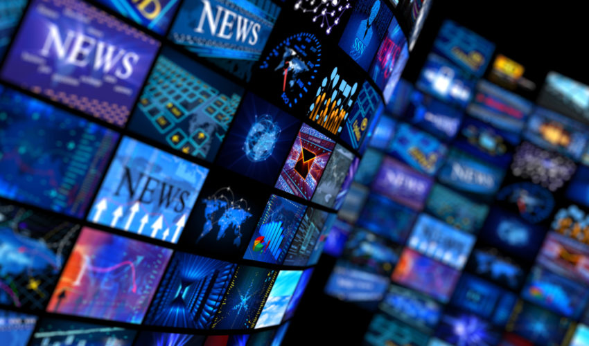 media news release