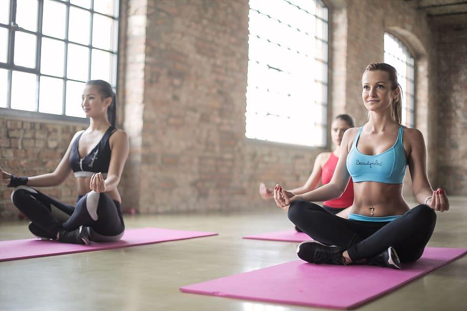 press release yoga studio