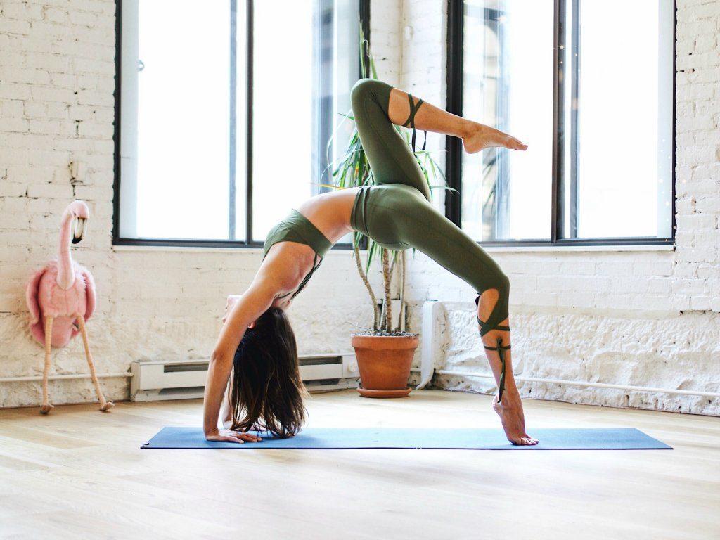 press release announcement yoga center